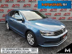 Volkswagen Jetta 2.0TDI Comfortline Navigacija- 2 x pdc- Avtomatska klima- Tempomat