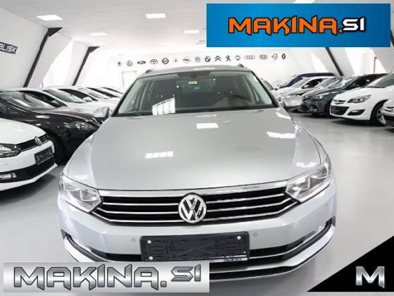 Volkswagen Passat Variant 2.0 TDI- LED- SPORT- NAVIGACIJA- KLJUKA- KEYLESS GO-