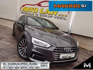 Audi A5 Sportback 2.0 TDI S tronic S-line LED VELIKA NAVIGACIJA