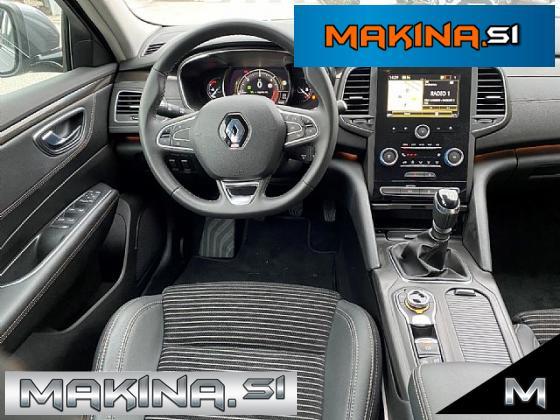 Renault Talisman Grandtour Blue dCi 150 Zen