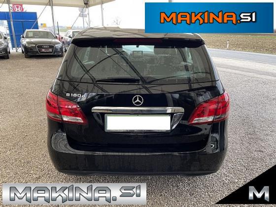 Mercedes-Benz B-Razred B 180 d- navigacija- kamera