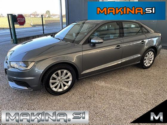Audi A3 Limuzina 1.6 TDI clean diesel Attraction- navigacija- pdc