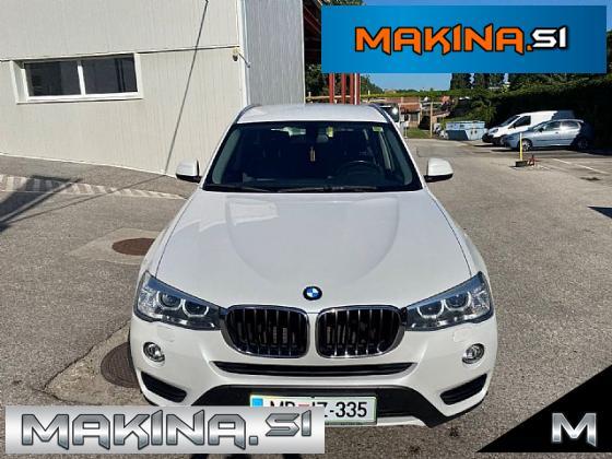 BMW serija X3- xDrive 20d...Odličen