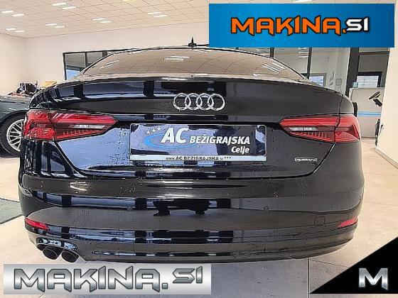 Audi A5 Sportback quattro 2.0 TDI Design S tronic-LED-F1..