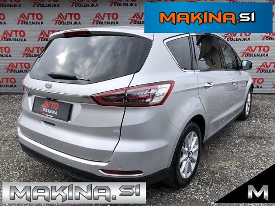 Ford S-Max 2.0 TDCi Titanium Powershi- LED- Kamera- Navigacija- Keyless