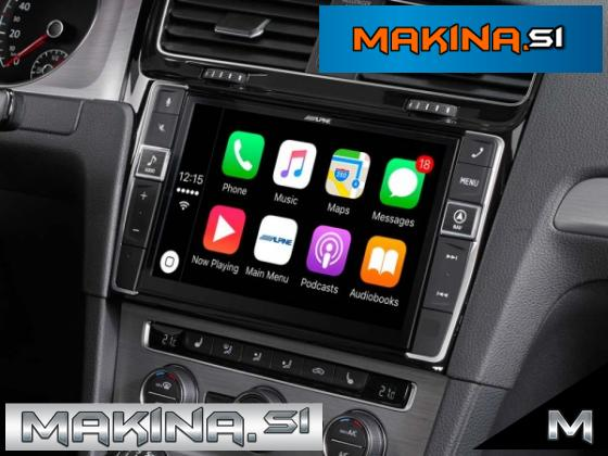 X902D-G7 - Alpine avtoradio za VW Golf VII