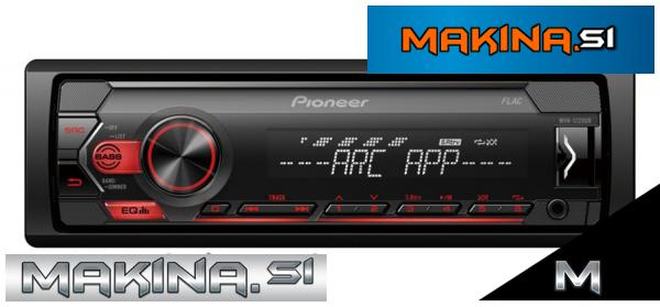 Avtoradio Pioneer - MVH-S120UB