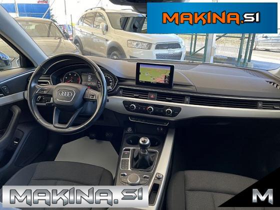 Audi A4 Avant 2.0 TDI Design- navigacija- pdc- alu16