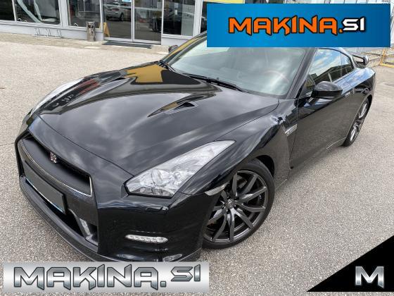 Nissan GT-R 3.8 V6 Black Edition