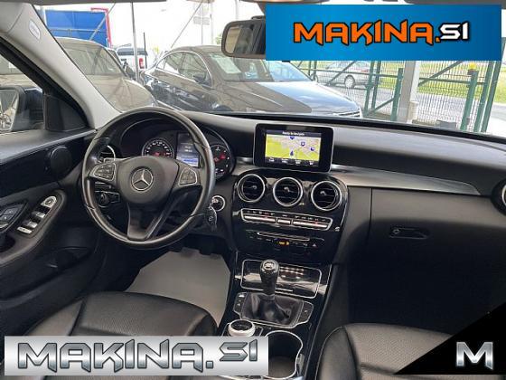 Mercedes-Benz C-Razred C 200 d Exclusive- xenon- navigacija- pdc- alu16