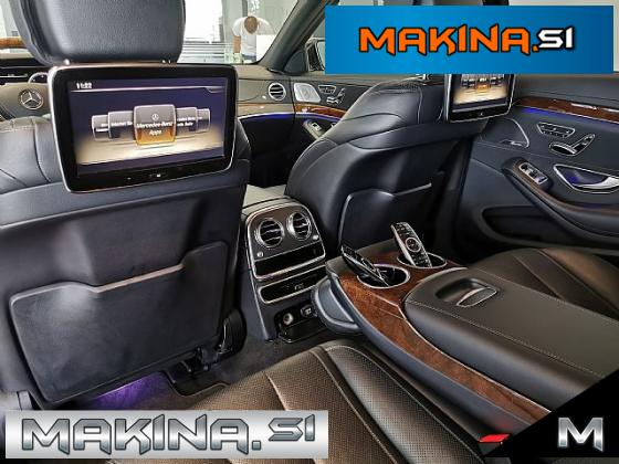 Mercedes-Benz S-Razred S 350 BlueTEC Lang Avtomatic AMG VSA OPREMA