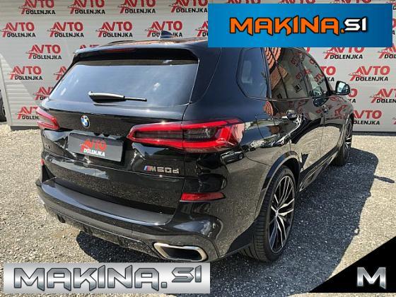 BMW serija X5: xDrive M50d Avtomatik SkyPano- Zrač.pod.- Laser- Tov.GAR