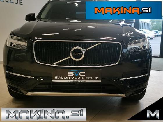 Volvo XC90 D5 AWD Momentum+ Geartronic LED- 7 SEDEŽEV