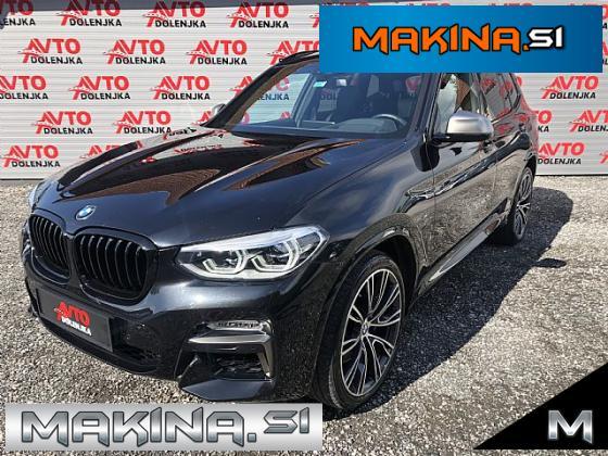 BMW serija X3: xDrive M40i Avtomatik Moptik- Full LED- Panorama- Lane- 21alu