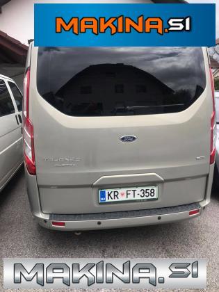 Ford Tourneo Custom 2. 2