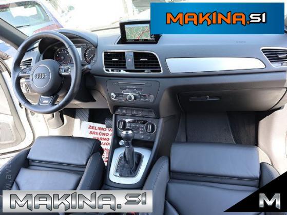 Audi Q3 1.4 TFSI S tronic S-LINE COMPETITION-MATRIX-PERLA-