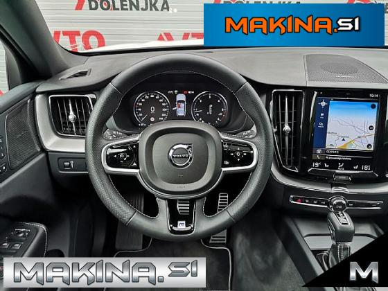 Volvo XC60 D5 AWD R-Design Avt-Maximalna oprema